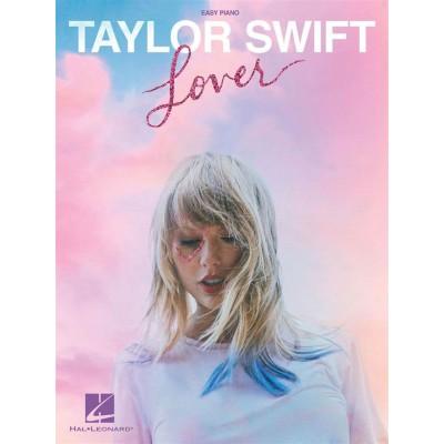 HAL LEONARD TAYLOR SWIFT - LOVER