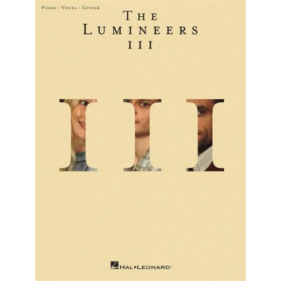 HAL LEONARD THE LUMINEERS - III