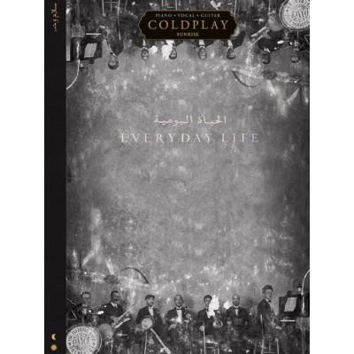 HAL LEONARD COLDPLAY - COLDPLAY: EVERYDAY LIFE