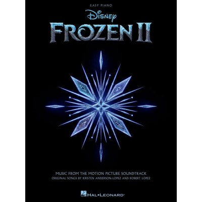HAL LEONARD FROZEN II - EASY PIANO