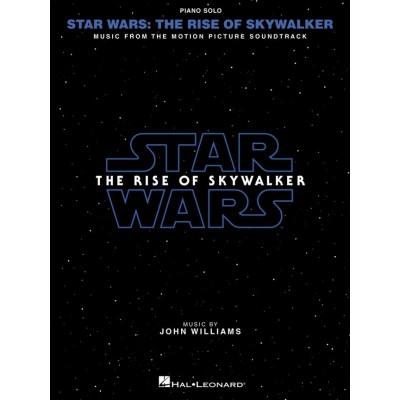 HAL LEONARD STAR WARS - THE RISE OF SKYWALKER - PIANO