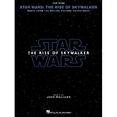HAL LEONARD J. WILLIAMS - STAR WARS – THE RISE OF SKYWALKER EASY PIANO - EASY PIANO