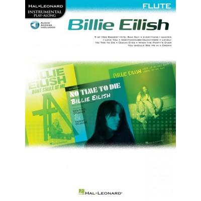HAL LEONARD BILLIE EILISH FOR FLUTE - FLUTE TRAVERSIERE