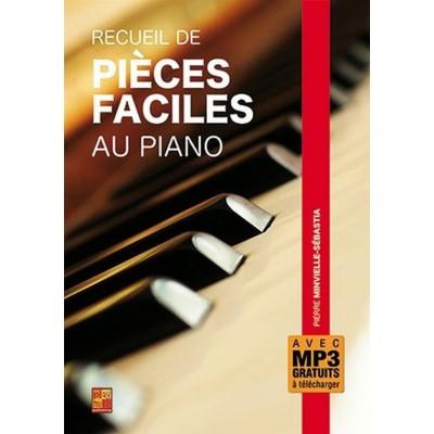 PLAY MUSIC PUBLISHING RECUEIL DE PIECES FACILES AU PIANO