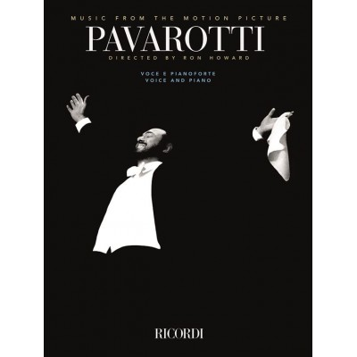 RICORDI PAVAROTTI - MUSIC FROM THE MOTION PICTURE