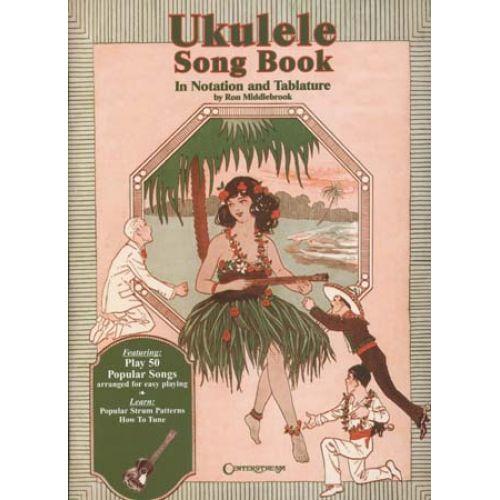 HAL LEONARD UKULELE SONGBOOK 50 POPULAR SONGS TAB