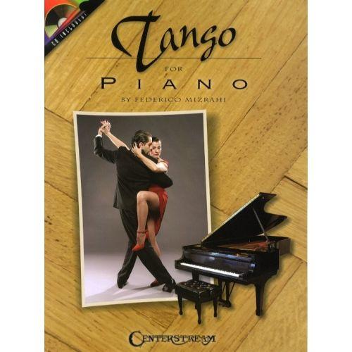 HAL LEONARD FEDERICO MIZRAHI TANGO- PIANO SOLO