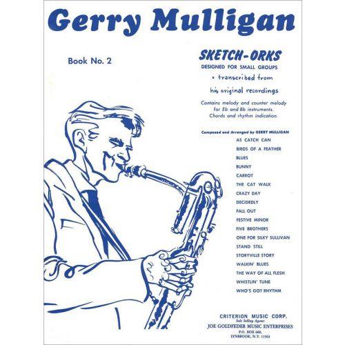 CRITERION MULLIGAN G. - SKETCH-ORKS, BOOK 2