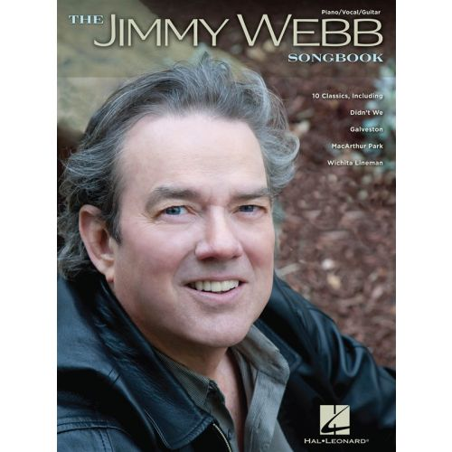 HAL LEONARD WEBB JIMMY - THE SONGBOOK COMPOSER COLLECTION - PVG