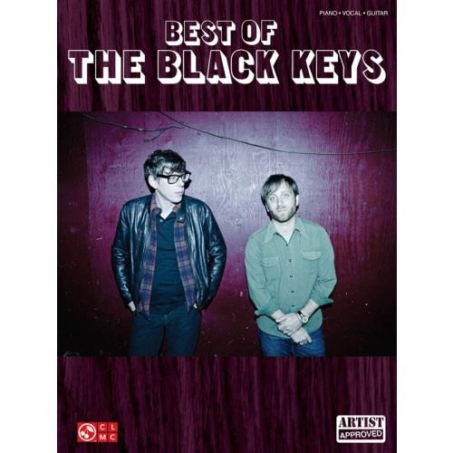HAL LEONARD BEST OF THE BLACK KEYS - PVG