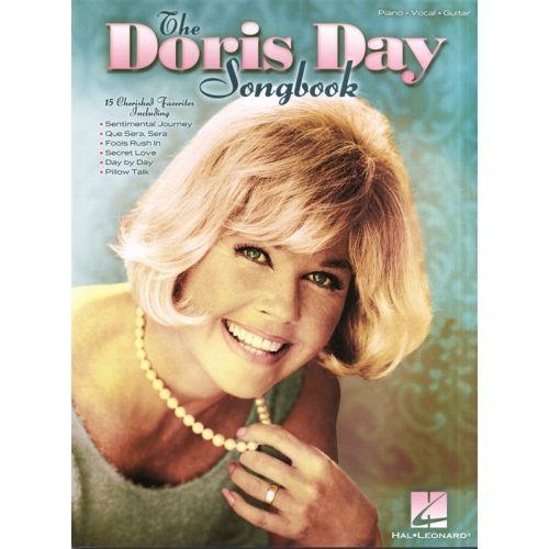 HAL LEONARD DORIS DAY SONGBOOK - PVG