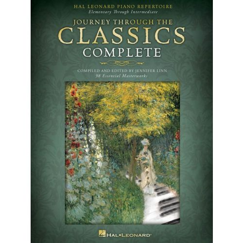 HAL LEONARD JOURNEY THROUGH THE CLASSICS COMPLETE - PIANO SOLO