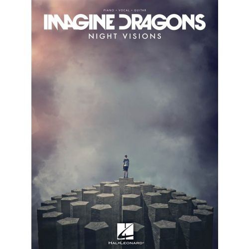 HAL LEONARD IMAGINE DRAGONS NIGHT VISIONS PVG ARTIST SONGBOOK - PVG