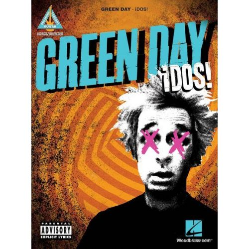HAL LEONARD GREEN DAY - DOS ! - GUITAR TAB