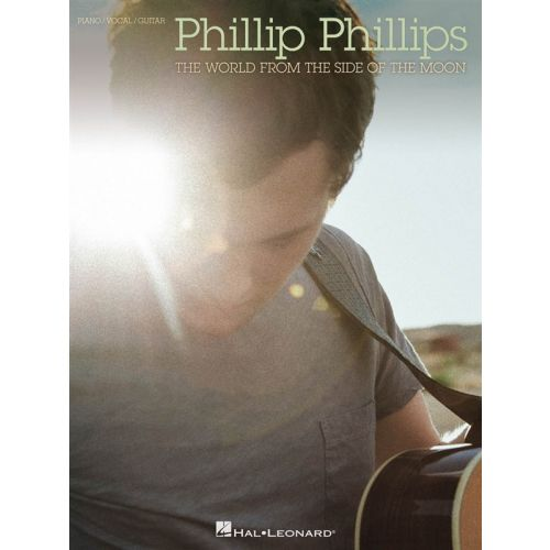 HAL LEONARD PHILLIPS PHILLIP THE WORLD FROM THE SIDE OF THE MOON - PVG