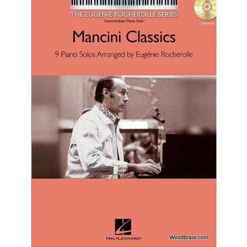 HAL LEONARD MANCINI CLASSICS - THE EUGENIE ROCHEROLLE SERIES + CD