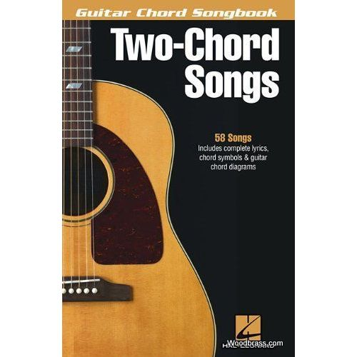 HAL LEONARD GUITAR CHORD SONGBOOK: TWO-CHORD SONGS