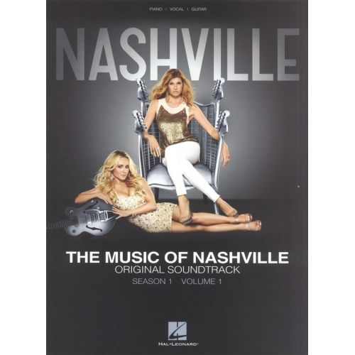 HAL LEONARD THE MUSIC OF NASHVILLE SEASON 1 VOLUME 1 - PVG