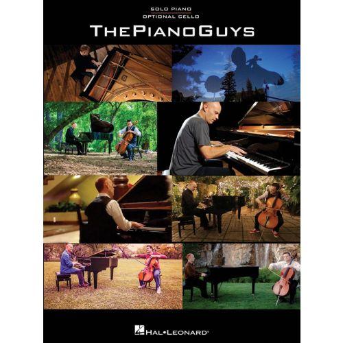 HAL LEONARD THE PIANO GUYS SOLO PIANO WITH OPTIONAL CELLO PF/VLC - PIANO SOLO