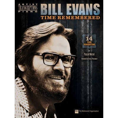 HAL LEONARD BILL EVANS - ALONE