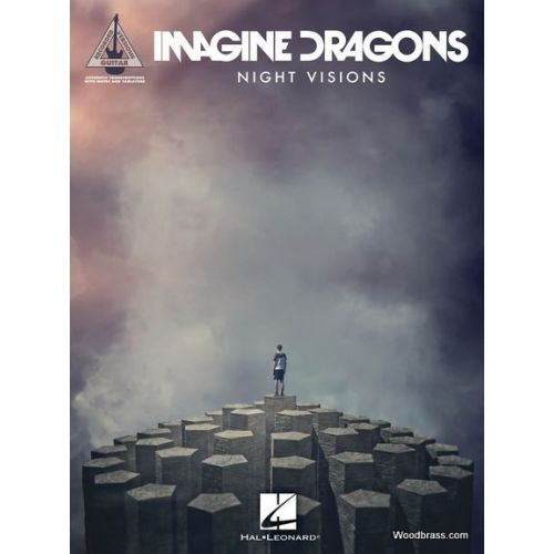 HAL LEONARD IMAGINE DRAGONS - NIGHT VISIONS - GUITAR TAB