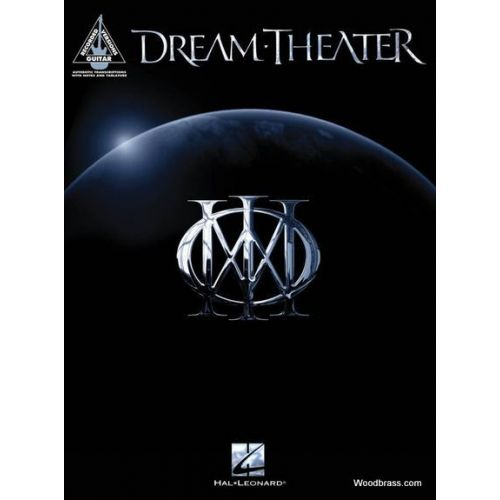 HAL LEONARD DREAM THEATER - GUITAR RECORDED VERSIONS