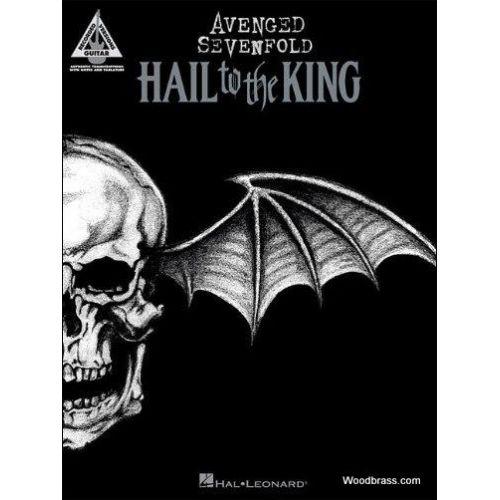 HAL LEONARD AVENGED SEVENFOLD - HAIL TO THE KING - GUITAR TAB