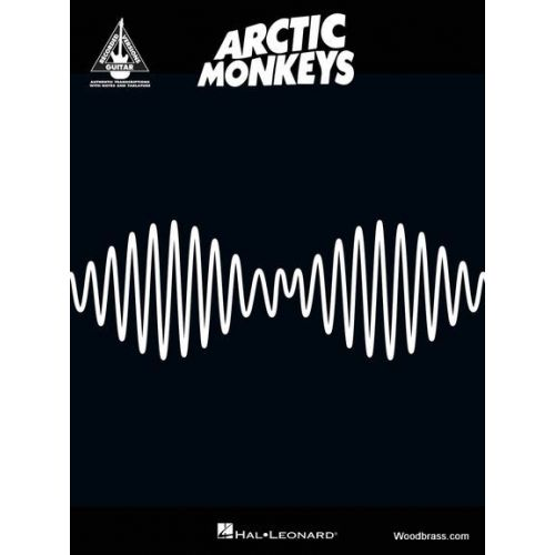 HAL LEONARD ARCTIC MONKEYS - AM - TAB