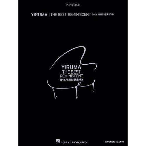 HAL LEONARD YIRUMA - THE BEST - REMINISCENT 10TH ANNIVERSARY