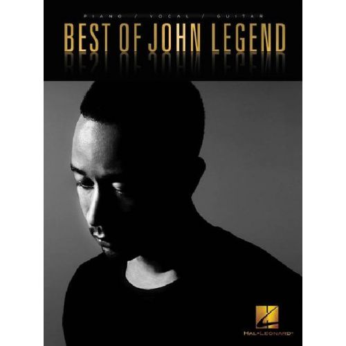 MUSIC SALES BEST OF JOHN LEGEND - PVG