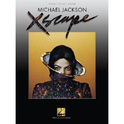 MUSIC SALES JACKSON MICHAEL - XSCAPE - PVG