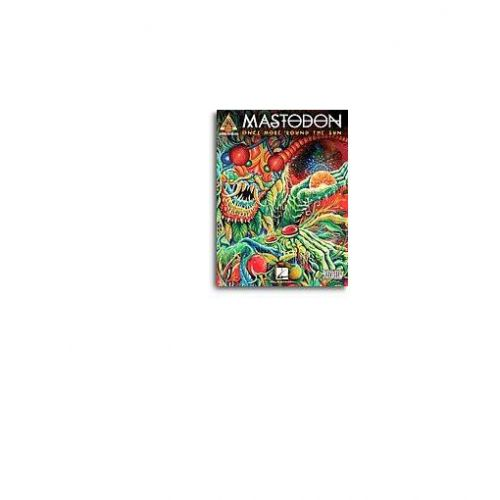 MUSIC SALES MASTODON - ONCE MORE ROUND THE SUN - GUITAR TAB
