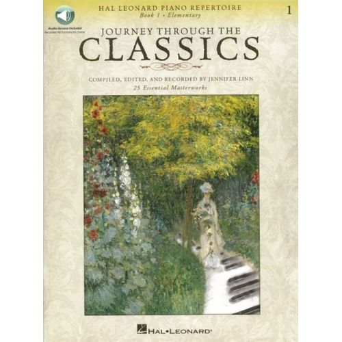 HAL LEONARD JOURNEY THROUGH THE CLASSICS BOOK 1 - ELEMENTARY