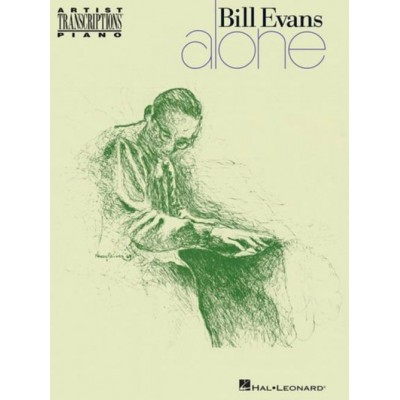 HAL LEONARD BILL EVANS - ALONE