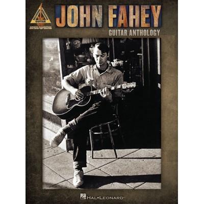 HAL LEONARD JOHN FAHEY GUITAR ANTHOLOGY - GUITAR RECORDED VERSIONS