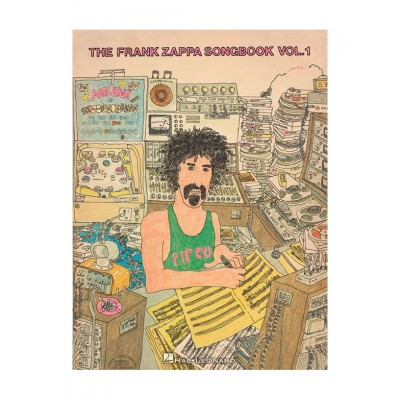 HAL LEONARD THE FRANK ZAPPA SONGBOOK VOL.1