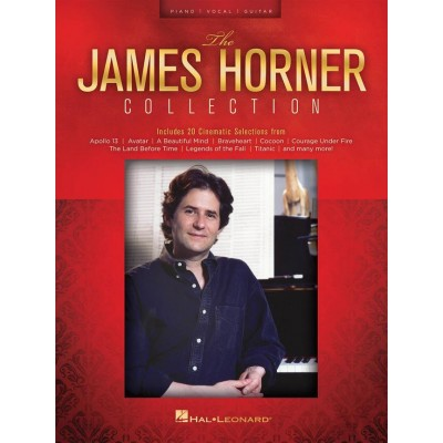 HAL LEONARD THE JAMES HORNER COLLECTION - PVG