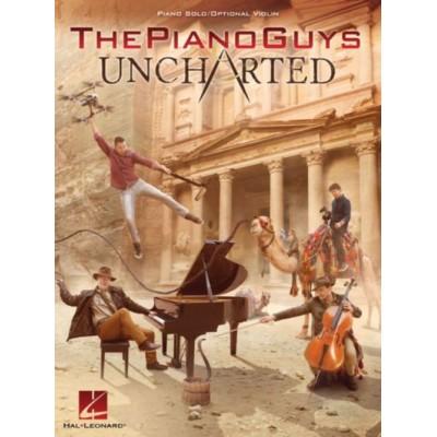 HAL LEONARD THE PIANO GUYS - UNCHARTED - VIOLON & PIANO