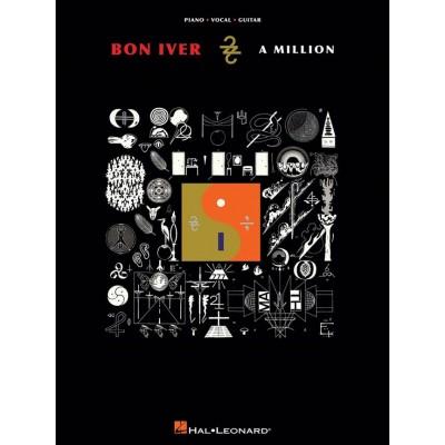 HAL LEONARD BON IVER - 22 A MILLION - PVG