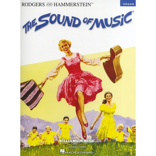 HAL LEONARD RODGERS AND HAMMERSTEIN THE SOUND OF MUSIC ORGAN ADVENTURE - ORGAN