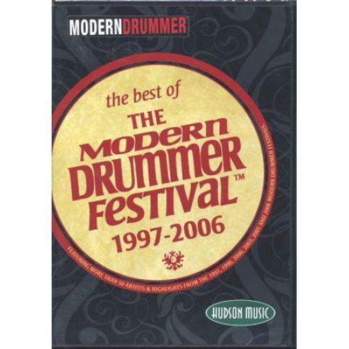 HAL LEONARD MODERN DRUMMER FESTIVAL 1997-2006 - BEST OF - 2