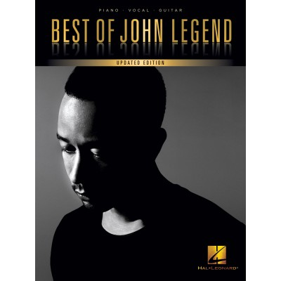 HAL LEONARD JOHN LEGEND - BEST OF - PVG