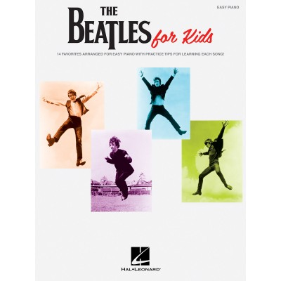 HAL LEONARD THE BEATLES FOR KIDS - PIANO