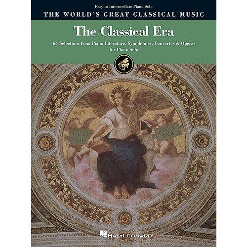 HAL LEONARD NEELY BLAKE - THE CLASSICAL ERA - PIANO SOLO