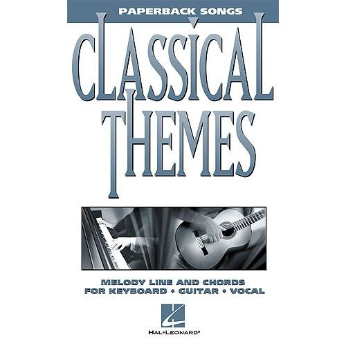 HAL LEONARD PAPERBACK SONGS CLASSICAL THEMES - PVG