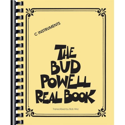 HAL LEONARD THE BUD POWELL REAL BOOK