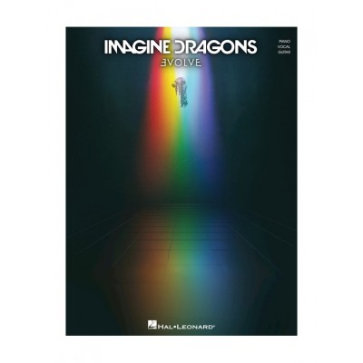HAL LEONARD IMAGINE DRAGONS - EVOLVE - PVG