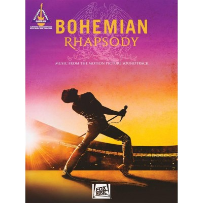 HAL LEONARD QUEEN - BOHEMIAN RHAPSODY SOUNDTRACK - GUITAR TAB