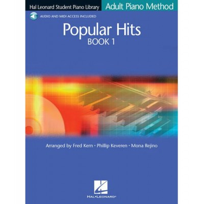 HAL LEONARD KREADER/KERN/REJINO/KEVEREN - POPULAR HITS VOL.1 + MP3