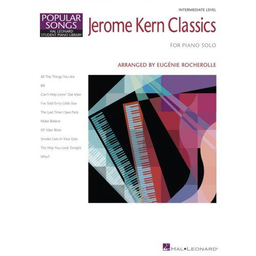 HAL LEONARD COMPOSER SHOWCASE - JEROME KERN - CLASSICS - PIANO SOLO